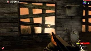 Call Of Duty WAW Custom Map Desert Shack (1/2)