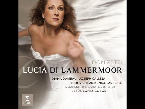 Diana Damrau - Scena della pazzia, Lucia di Lammermoor LIVE