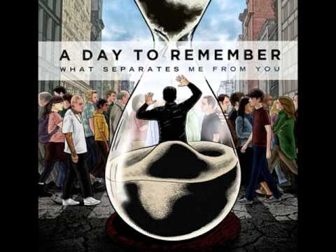 A Day To Remember  2nd Sucks