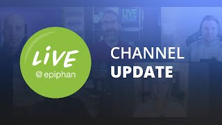 We are revamping Live @ Epiphan!