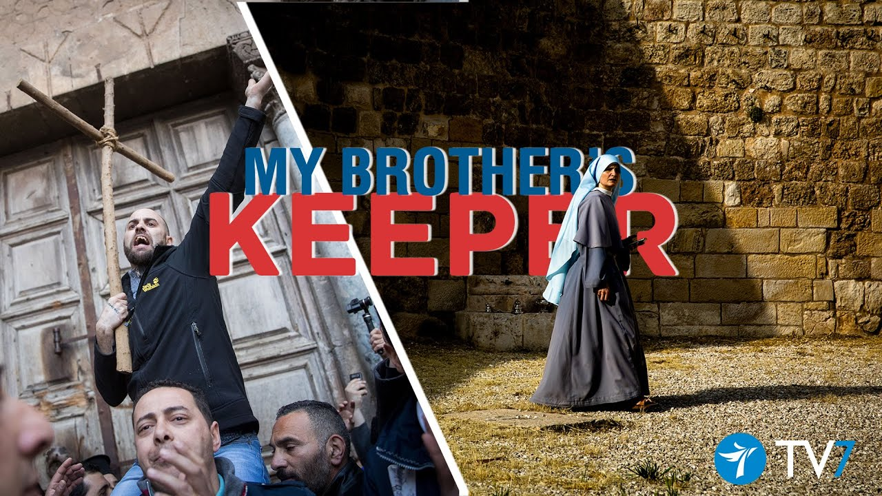 My Brother's Keeper: Persecution of Christians in Iran, with Dr. Hormoz Shariat.