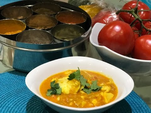 Fish Curry (Cod Loin)- Al's Kitchen