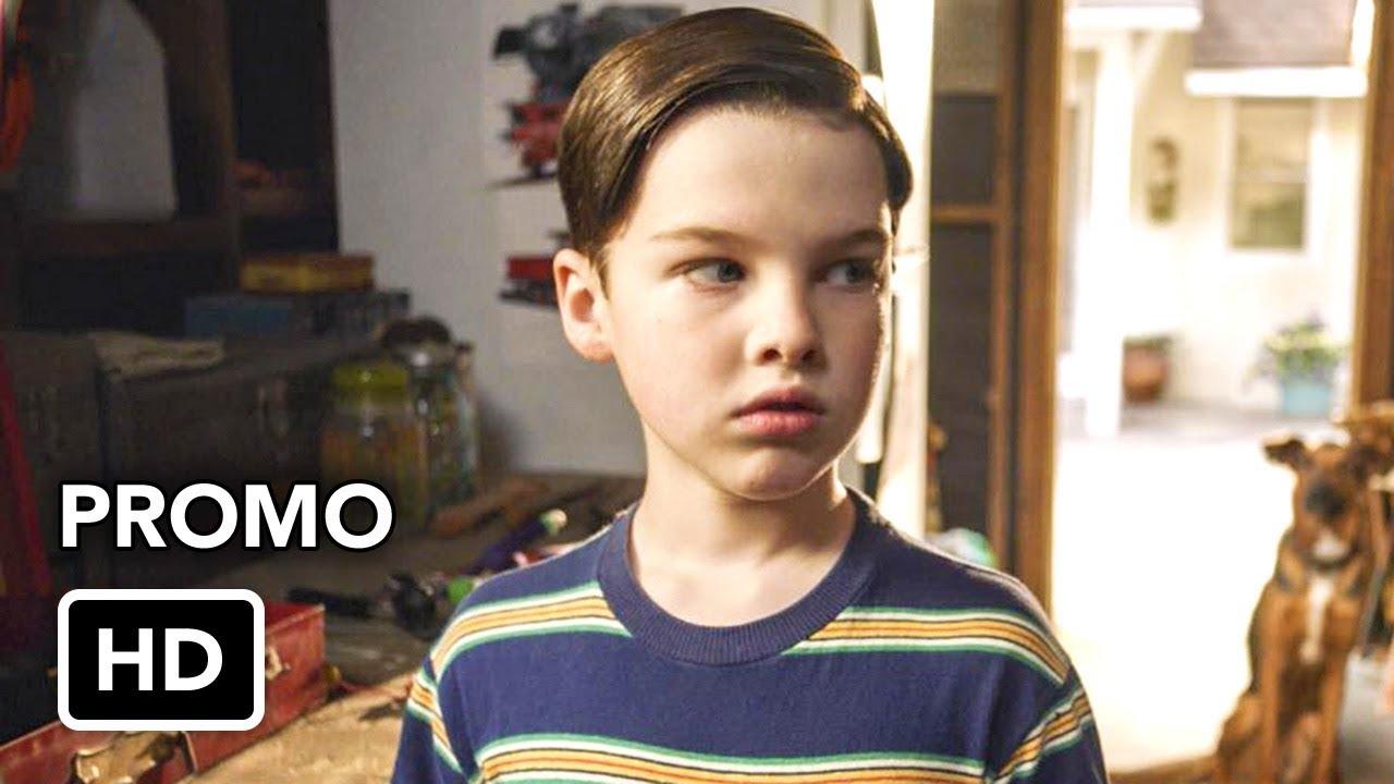Young Sheldon 1x20 Promo