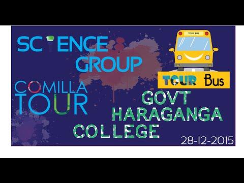 Govt. Haraganga College Science Tour