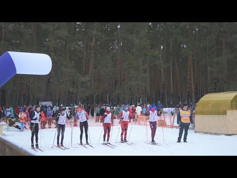 Лыжные гонки-2020