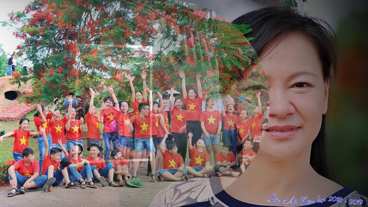 Lớp 5A2 – Tiểu học Him Lam Thành phố Điện Biên Phủ Năm học 2018 – 2019