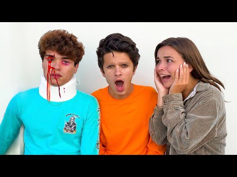 PRANKING MY FRIENDS FOR AN ENTIRE WEEK!! w/ Brent Rivera