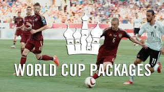 World Cup 2018 Packages to Russia