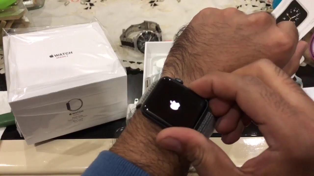 the best attitude 4b647 4a172 Apple Watch Series 3 Unboxing - Dark Olive Sport Loop