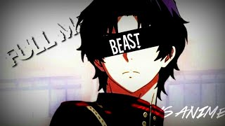 BEAST Full Mep Anime Boys