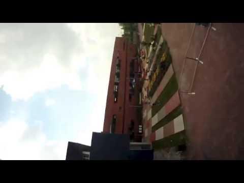 GoPro triple back Danse Verticale