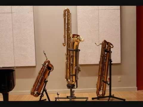 Low Standards: Contrabass and Subcontrabass Saxophones