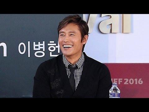 """이병헌 """"내 인생작은 '달콤한 인생'"""" (부산국제영화제, 오픈토크, LEE BYUNG HUN) [통통영상]"""