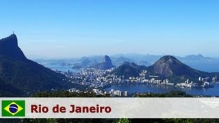 Rio de Janeiro - Eine Stadtrundfahrt durch diese Traumstadt