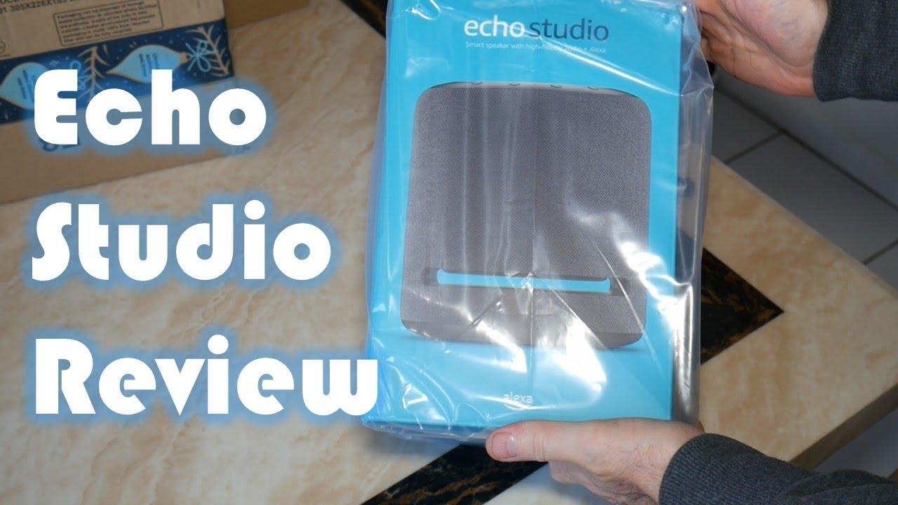 Echo Studio Test