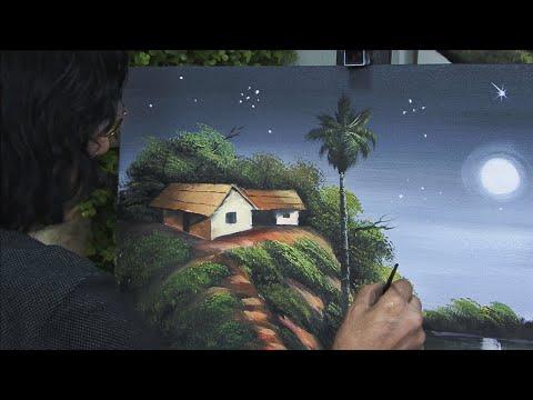 Pintamos un PAISAJE