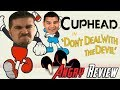Cuphead Angry Review