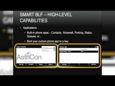 Digium IP Phones with Asterisk