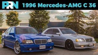 1996 Mercedes-Benz C36 AMG [W202] | TestDrive Spotlight