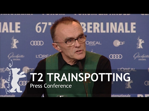 T2 Trainspotting | Press Conference Highlights | Berlinale 2017