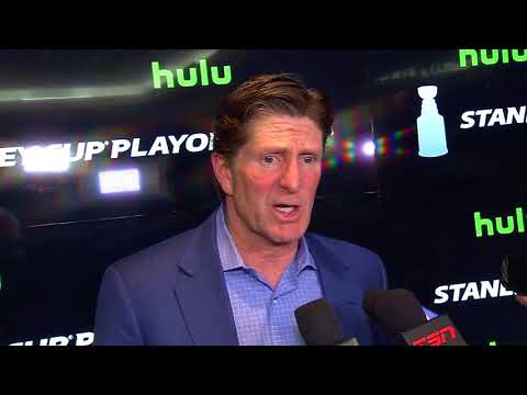 Maple Leafs Practice: Mike Babcock - April 20, 2018