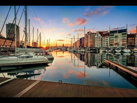 City of Oostende Belgium day trip belgium sea 2016