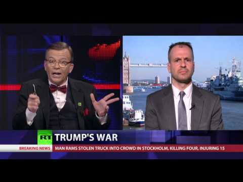 CrossTalk: Trump's War