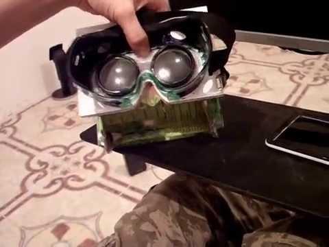 Самодельный очки виртуальной реальности купить spark на ебей в воронеж