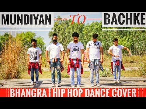 Mundiyan || Baaghi 2 || Being Desi || Bhangra Hip hop dance cover