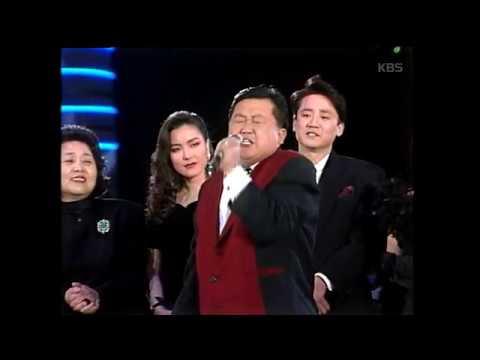 앵콜 : 이용식 - '창밖의 여자'(원곡. 조용필) 【KBS 토요대행진】