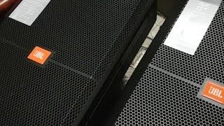 Đẩy Pa 500 Đánh  1 Đôi JBL 715 + 1 Đôi BMB Bass 25
