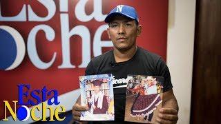 Yader Vásquez, padre del joven asesinado por paramilitares en la UNAN, habla del caso de su hijo