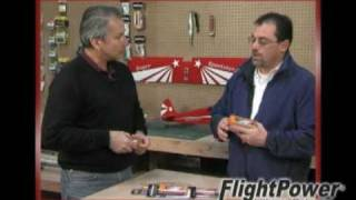 FlightPower LiPo Pro50 3S 11.1V 2200mAh 50C Video