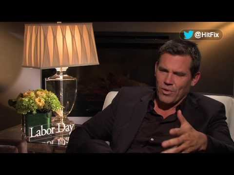 Josh Brolin on why he made Kate Winslet laugh on set of