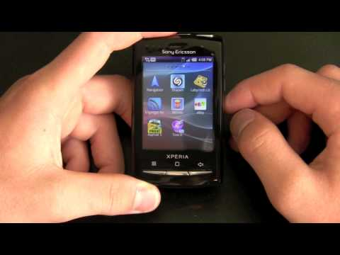 Sony Ericsson Xperia X10 Mini Pro Review by ThatSnazzyiPhoneGuy