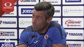 No hay pretextos en Cruz Azul | Televisa Deportes