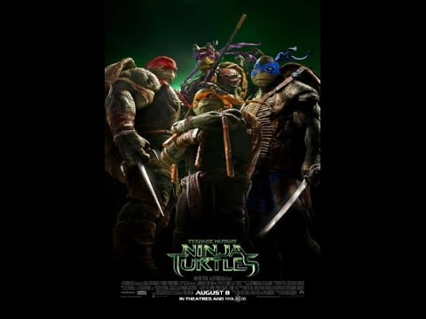 Teenage Mutant Ninja Turtles (2014) Review (Spoilers) W/Cousin Airwrek