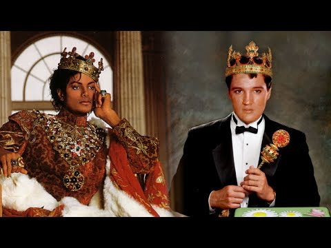 Michael Jackson VS Elvis Presley ULTIMATE BATTLE OF KINGS