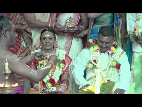 Hindu Wedding. Sri Muthumariamman Pantai , 18 Jan 2015