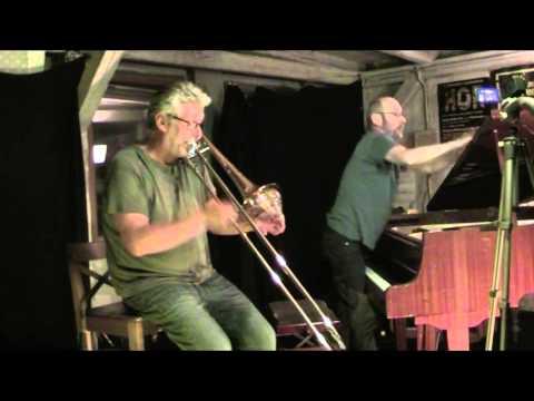Forum Freie Musik am 10.10.2014 mit Gregor Kuhn und Steffan Claußner