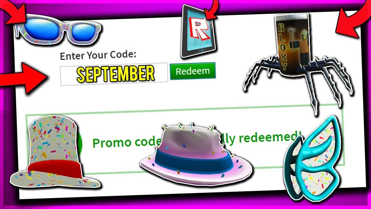 Roblox Robux Promotion Codes 2019 September September All Working Promo Codes On Roblox 2019 Not Expired Youtube