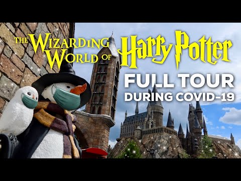 A Tour Of The Wizarding World Of Harry Potter During Covid-19   Universal Studios Orlando