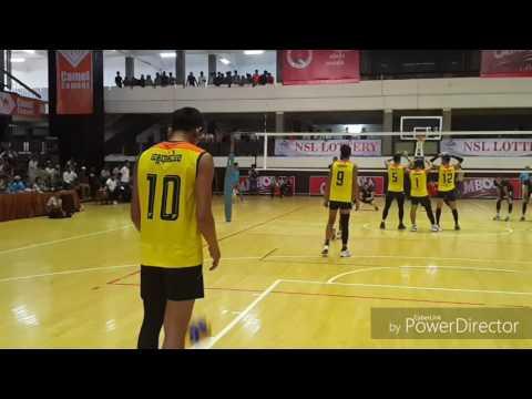 The 1st National Games 2016- Battambang Team & Kampongcham Team