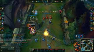 Turret dive - The Tryndamere clutch