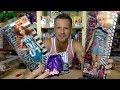 Barbie Fashionistas Doll 92 Retro Garden Party 16 Team Glam Jem Holograms WWE Superstars Makeover