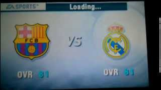 FIFA 15 3DS Gameplay