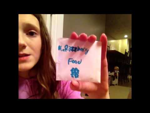 All Of My Baby Alive Food Packets Youtube