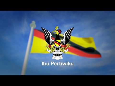 ibu Pertiwiku - Sarawak state anthem