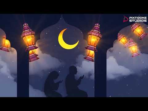 Eid Mubarak | Happy Ramadan & Eid-ul-fitr | PixToonz