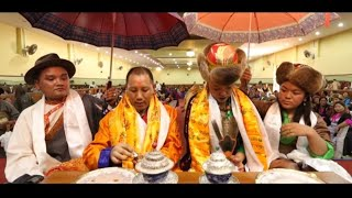 Mr Dorje Lama Weds Mrs Nima Sherpa